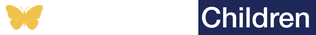 Care For The Children Transparent - Retina White Logo
